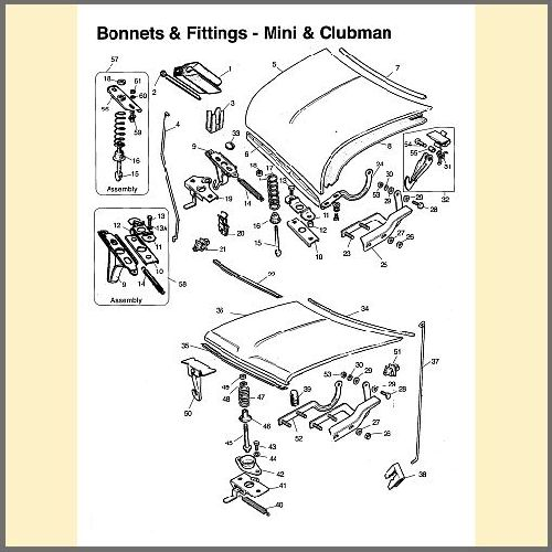 Bonnets & Fittings