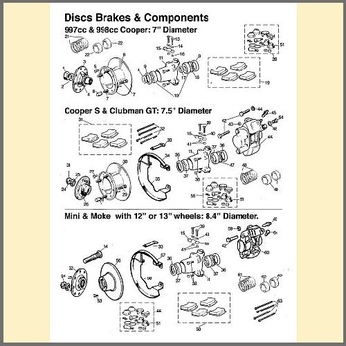 Disk Brakes & Components