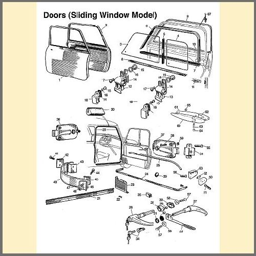 Doors - Sliding Window